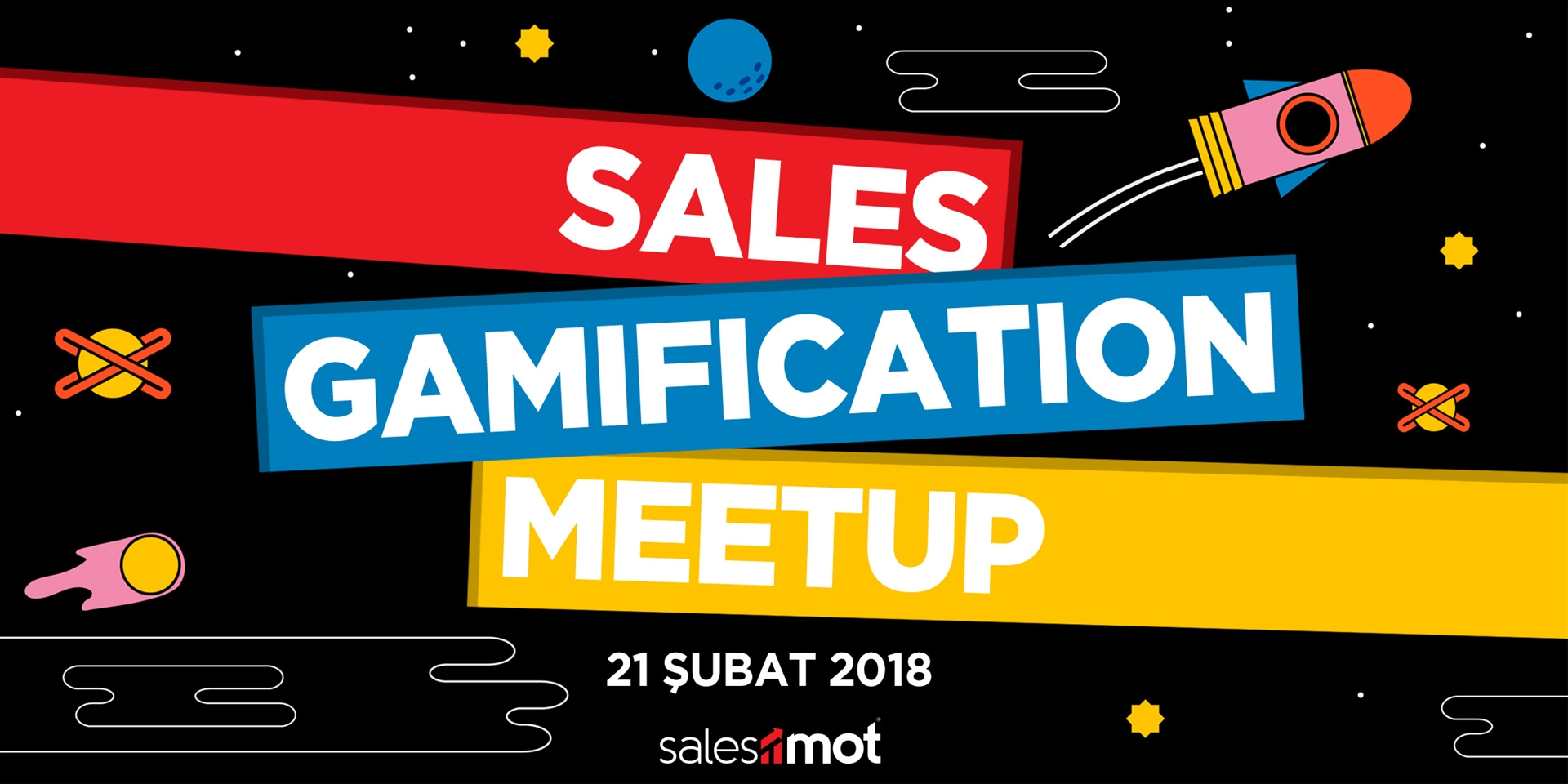 Sales Gamification Meetup - 21 Şubat